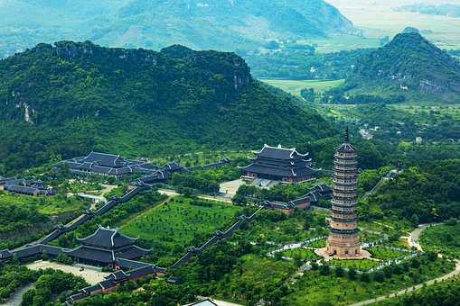 Trang An, Bai Dinh, Ninh Binh Province, Landscape