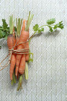 Carrot, Organic, Orange, Gardening, Ingredient
