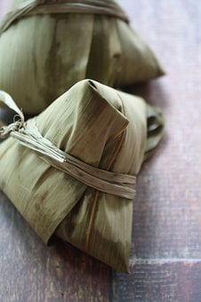 Rice Dumplings, Tradition, Asian, Dragon Boat, Festival