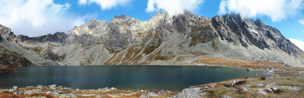 Slovakia, Tatras, High Tatras, Rocks, Mountains