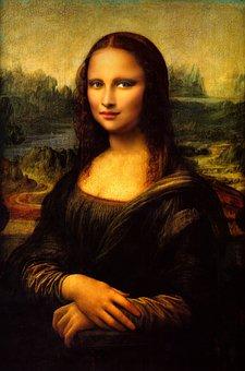 Mona Lisa, Makeup, Leonardo Da Vinci