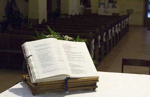 Prayer Book, Altar, Church, Padsor, Budapest, Faith