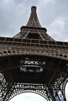 Paris, France, Places Of Interest, Steel Structure