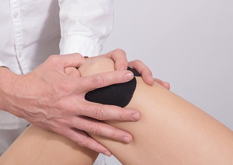 Knee, Taping, Massage, Shoulder, Human, Relaxation