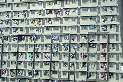Mumbai, India, Maharashtra, Bombay, Urban Life