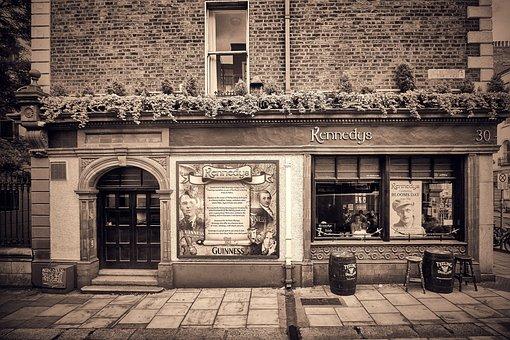 Ireland, Irish Pub, Pub, Bar, Guinness, Dublin