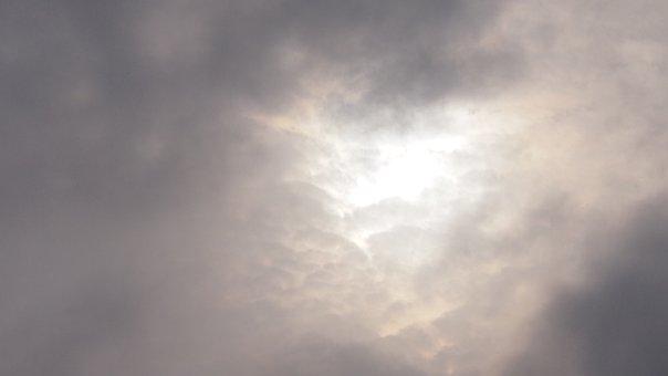 Cloud, Light, Sky, Translucent, Hole