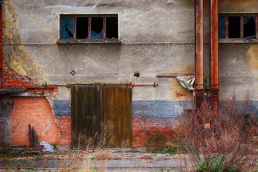 Factory, Lost Places, Leave, Old Factory, Lapsed