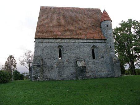 First Church Of Estonia, Chapel Of St Nicholas