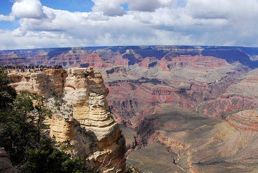 Landscape, Grandcanyon, Usa