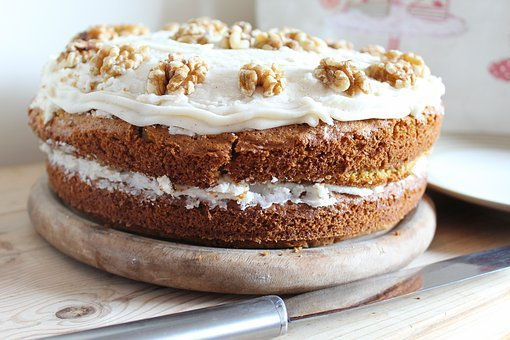 Carrot Cake, Cake, Baking, Sweet Treats, Homemade Cake