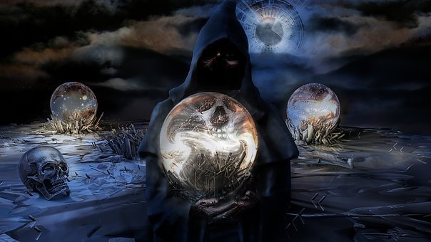 Fantasy, Horror, Mystical, Fantasy Picture, Mysterious