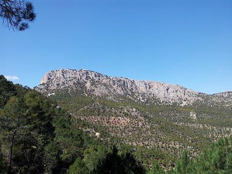 Mountain, Sierra Espuña, Hiking