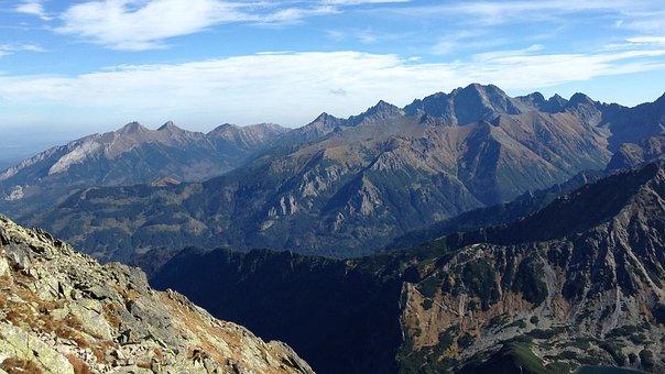 Tatry, Mountains, The High Tatras, Landscape, Nature