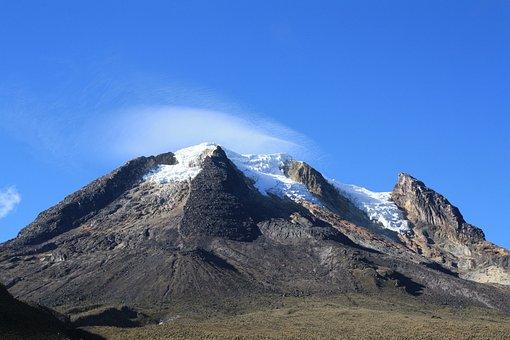 Nevado Del Tolima, Nevado, Mountain