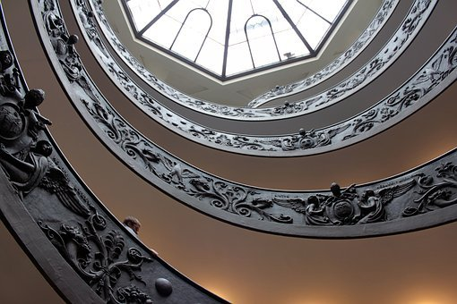 Staircase, History, Stairs, Architecture, Sights
