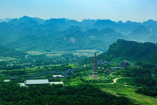 Trang An, Bai Dinh, Ninh Binh Province, Vietnam