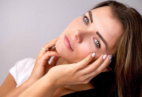 Girl, Portrait, Beauty, Model, Eyes, Woman, Person