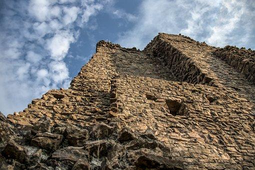 The Ruins Of Schenkenberg, Miss Mountain, Aargau