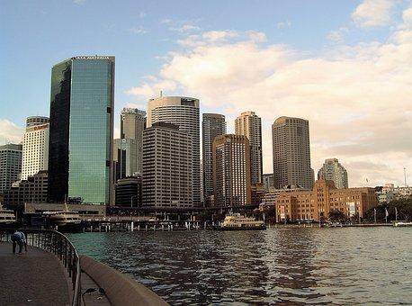 City, Highrise, Architecture, Flats, Apartments