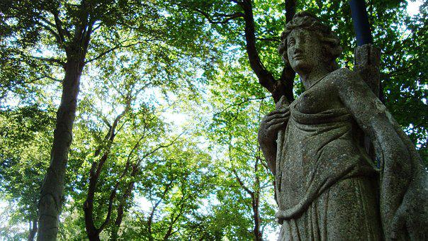 Goddess, Artemis, Greek Myth, Mythology, Archery