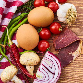 Breakfast, Vegetable, Food, Healthy Eating, Fresh
