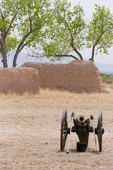 Cavalry, Fort, Historic, Tourism, History, Historical