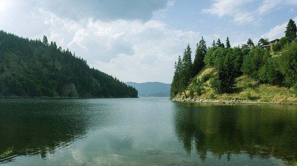 Nature, Lake, Landscape, Summer, Travel