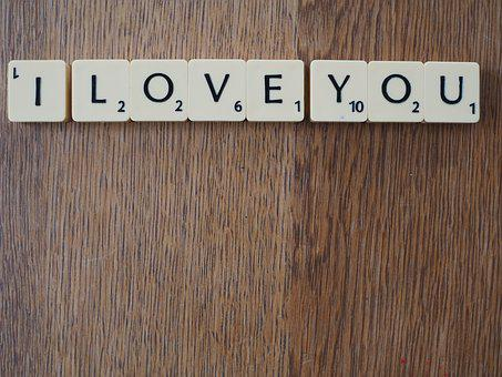 Love, I Love You, Romantic, Valentine's Day, Affection