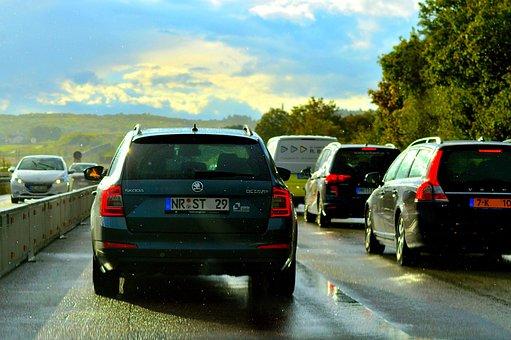 Highway, Automotive, Driveway, Drive, Pkw, Road