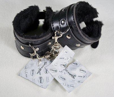 Handcuffs, Sm, Sex, Aids, Hiv, Health, Bondage