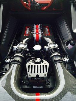 Ferrari, Special, Engine
