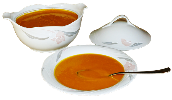 Pumpkin Soup, Soup, Soup Bowls, Tureen, Benefit From