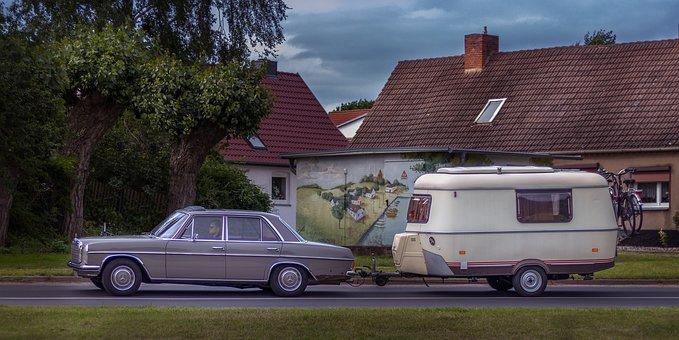 Mercedes Benz, Benz, Caravan, Mercedes, Auto, Oldtimer
