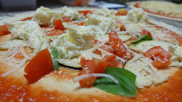 Pizza, Dough, Lunch, Food, Pizza Maker, Oven, Italy