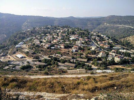 Even Sapir, Israel, Near Jerusalem
