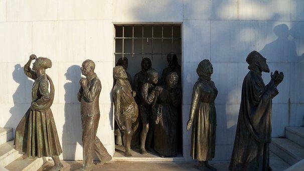 Nicosia, Monument, Cyprus