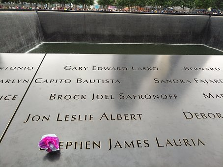 Usa, New York, 9 11, Memorial, Places Of Interest