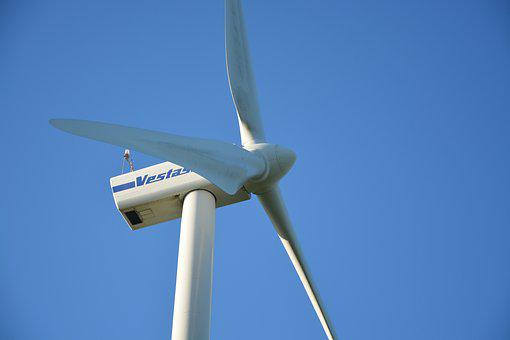 Wind Turbines, Cabin, Site Wind Turbines