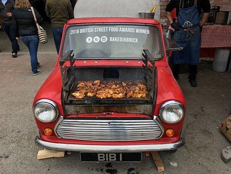 Unusual, Bbq, Barbecue