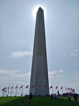 Usa, Washington, District Of Columbia, Patriotism