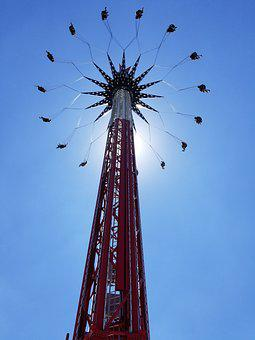 Amusement, Park, Ride, Entertainment, Carnival, Thrill