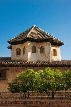 Ancient Times, Building, Roof, Mediterranean