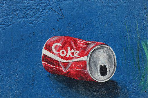 Box, Coke, Cola, East, Side, Gallery, Berlin