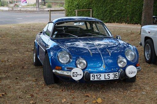 Renault, Alpine, 110, Blue, Race, Berlinetta, Rally