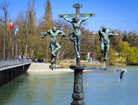 Sweden Cross, Crucifixion, Suffering, Christ, Jesus