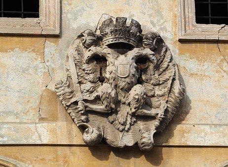 Empire, Double Eagle, Austria, Coat Of Arms