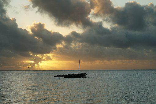 Mombasa, Kenia, Africa, Eastafrica, Blue, Idyllic