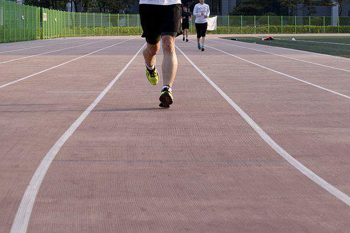Months Before, Athletics, Exercise, Trek, Running