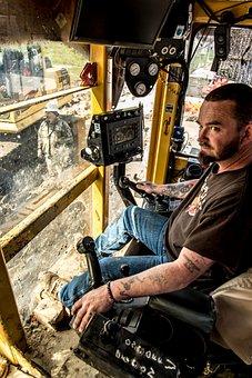 Heavy Machinery Operator, Underground Construction